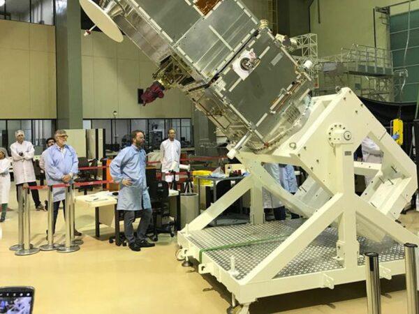 Conheça o Amazonia 1, o primeiro satélite brasileiro desenvolvido pelo Instituto Nacional de Pesquisas Espaciais (INPE)