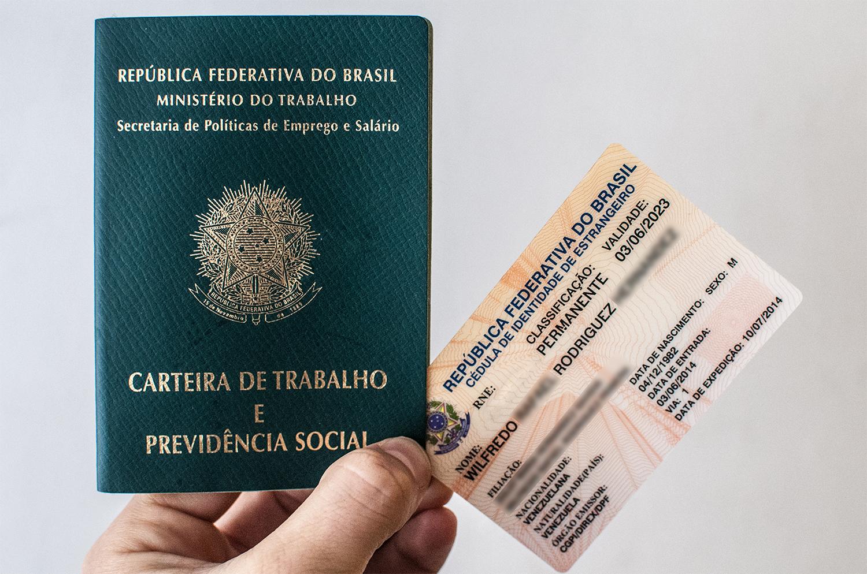 Prefeitura de Cruzeiro informa sobre a nova Carteira de Trabalho
