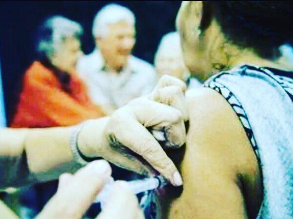 Começa hoje, terça-feira (13), a vacinação contra a Gripe em Aparecida