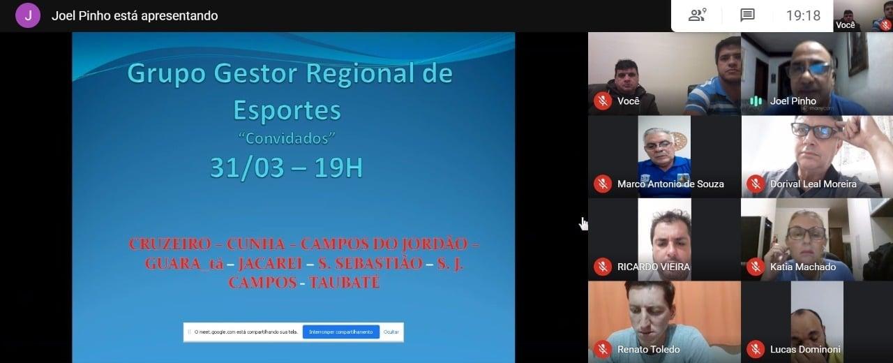 Guaratinguetá estuda criação de um Conselho Regional de Dirigentes no setor de esportes