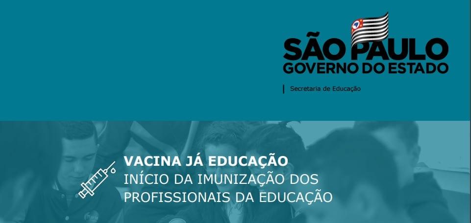 Cachoeira Paulista se prepara para vacinar profissionais da educação