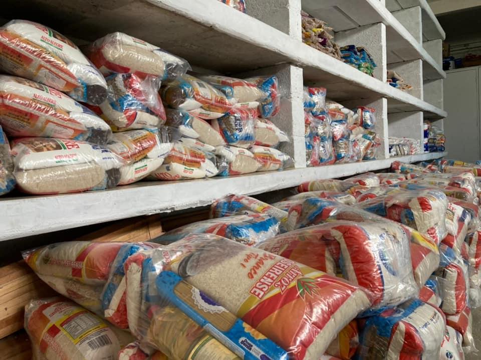Guaratinguetá arrecadou mais de 40 toneladas de alimentos com ações sociais na pandemia