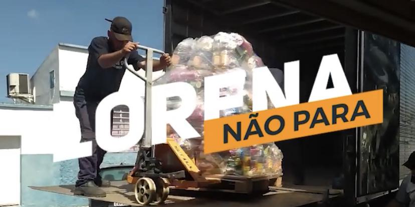 Prefeitura de Lorena realiza doações de cestas básicas no município