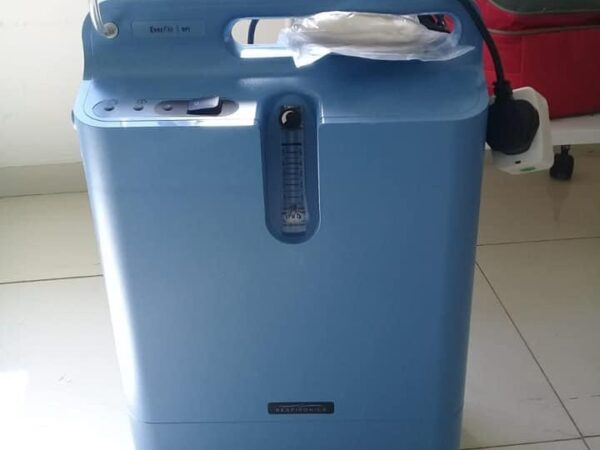 Silveiras recebe Concentrador de Oxigênio Portátil