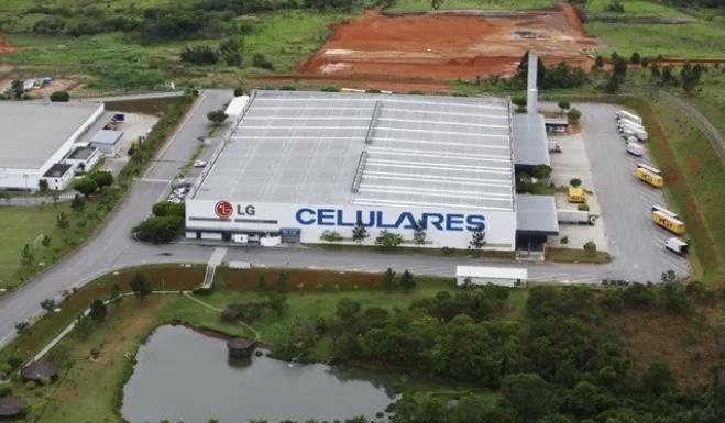 Fábrica de celulares da LG corre risco de fechar em Taubaté