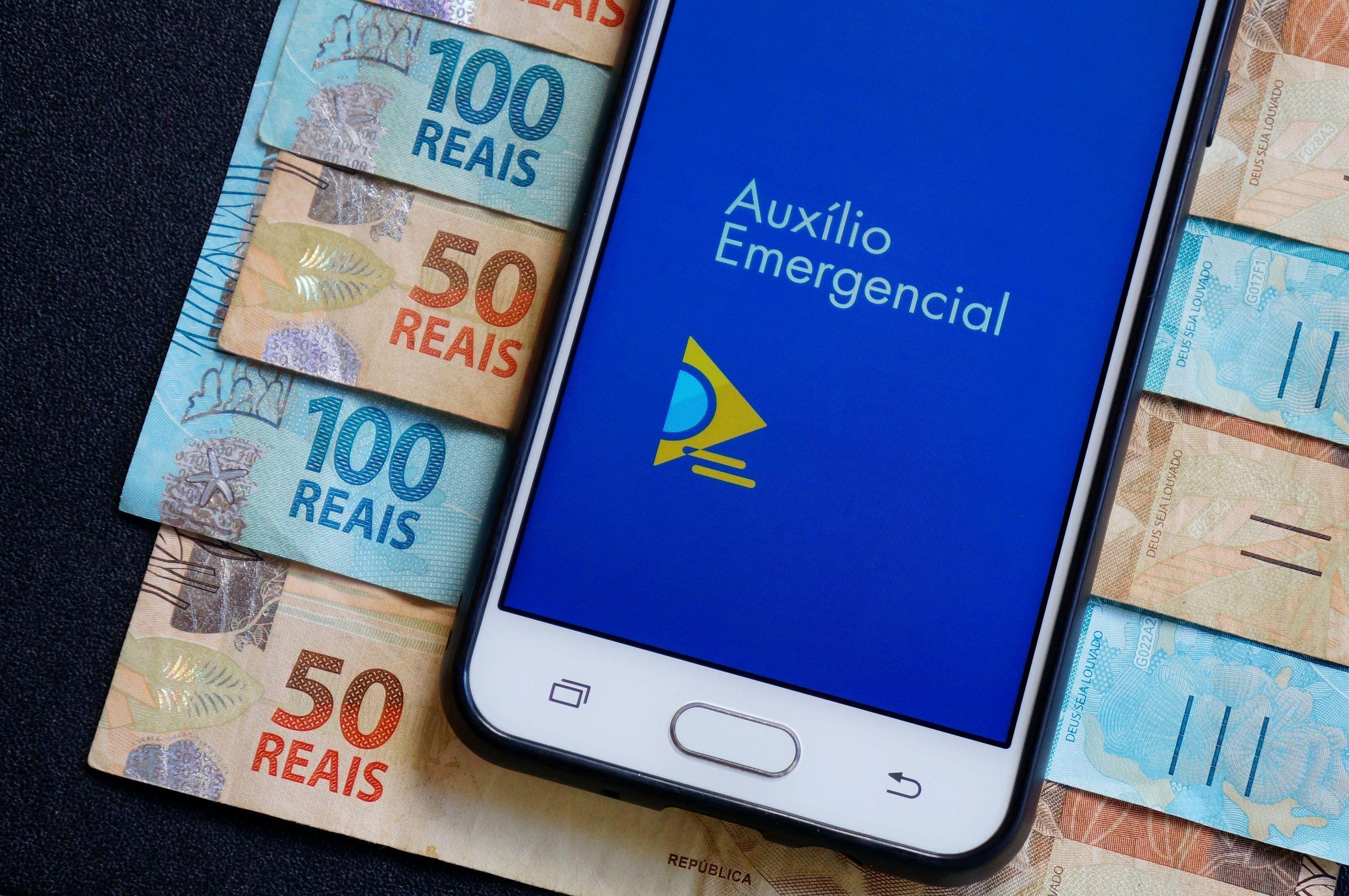 Nesta terça-feira (06) começa a ser paga a primeira parcela do Auxílio Emergencial