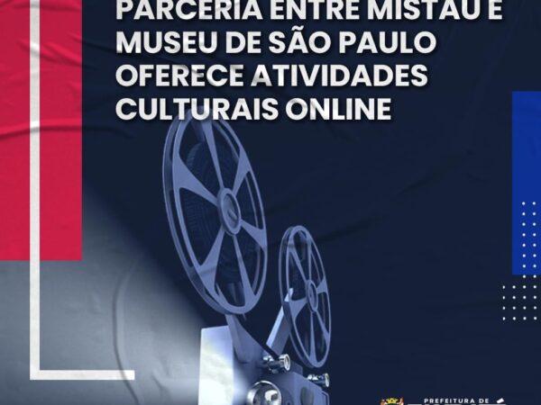 Parceria entre MISTAU e Museu de São Paulo proporciona mais cultura para Taubaté