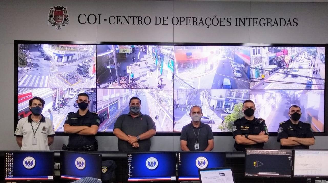 COI de Guará é referência de segurança para as demais cidades da região