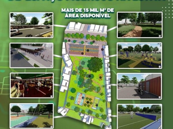 Projeto Espaço Multiuso é desenvolvido no bairro Estiva