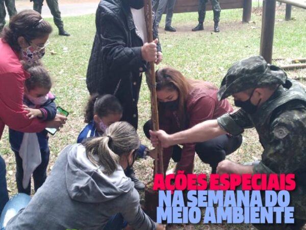 Em Guará, semana do Meio Ambiente conta com ações especiais
