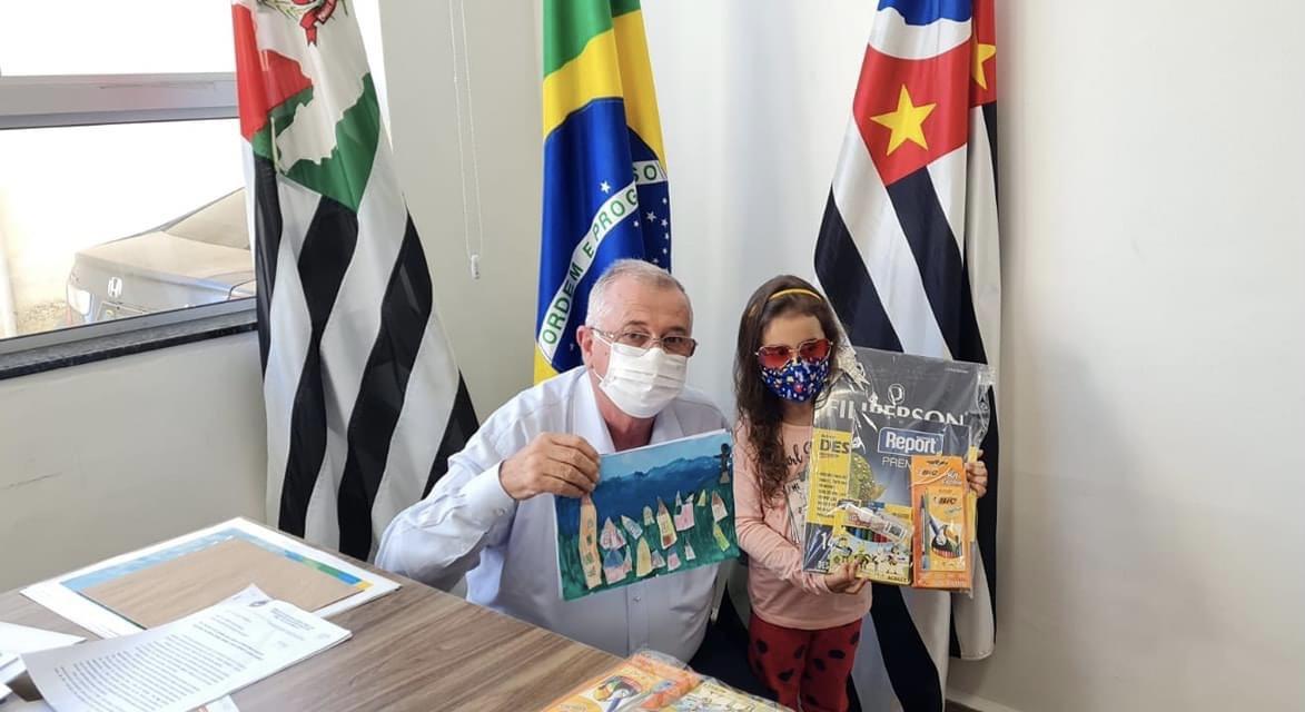 Premiação do 1º Concurso Cultural de Cachoeira Paulista