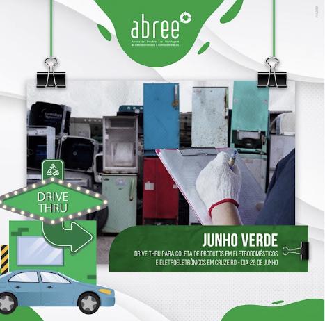 Secretaria do Meio Ambiente de Cruzeiro realiza o Drive-Thru Ambiental