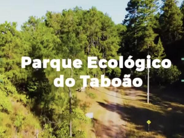 Reabertura do Parque Ecológico do Taboão em Lorena