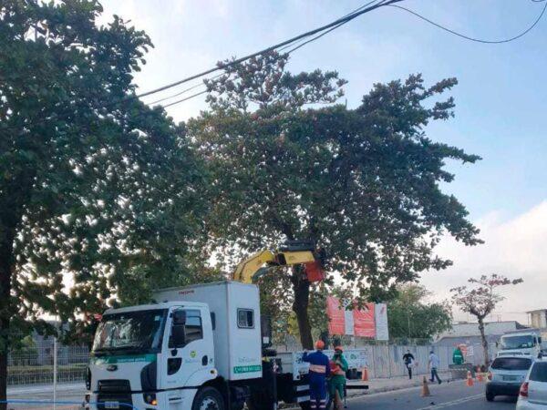 Prefeitura de Taubaté realiza ações de manutenção na cidade