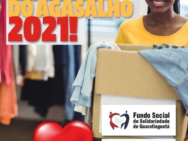 Colabore com a Campanha do Agasalho de Guaratinguetá com a sua doação!