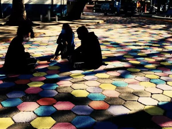 Coletivo Coreografando Ruas dá vida e cor às ruas de Lorena