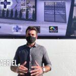 Cruzeiro inicia a construção do Ambulatório de Especialidades