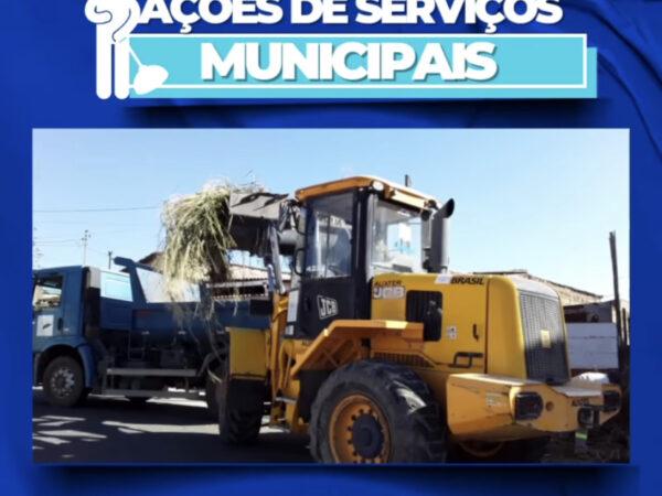 Serviços de manutenção foram realizados em diversos bairros de Lorena nesta semana