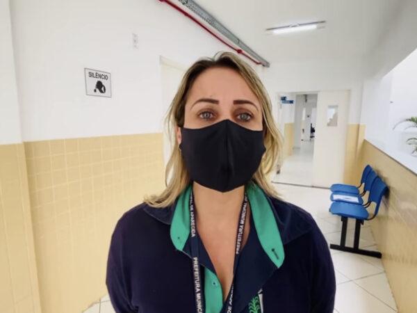 Coordenadora da Vigilância Epidemiológica de Aparecida explica dúvidas frequentes sobre a vacinação contra a COVID-19