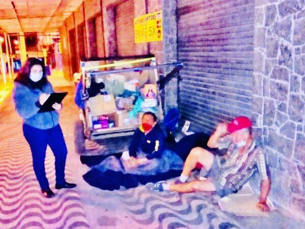 Aparecida segue com a Operação Acolhida para abrigar quem vive em situação de rua na cidade
